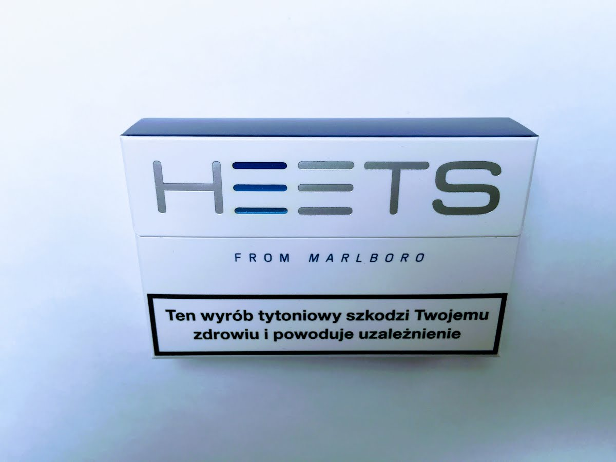IQOS Blue Label Heet Stick 1 Box Genuine product from EU